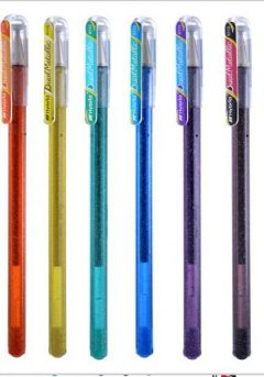 Στυλό Gel DUAL METALLIC K110 Pentel
