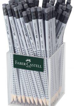 Μολύβι Faber Grip 2001 με γόμα