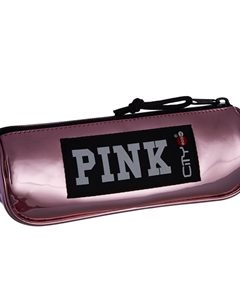 Κασετίνα City Eclair Pink Mirror