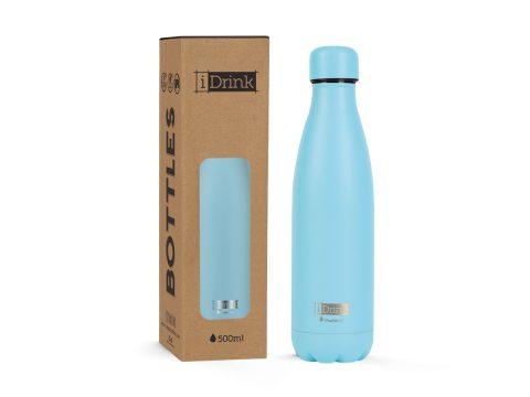Παγούρι Thermal Light Blue - iDrink