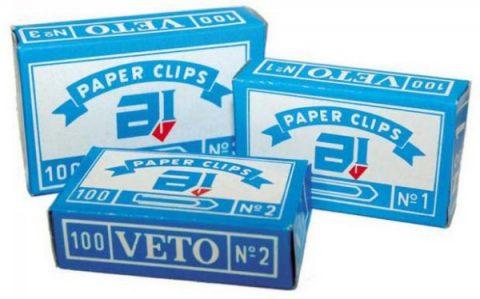 Συνδετήρες VETO No3