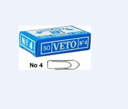 Συνδετήρες Νο4 VETO
