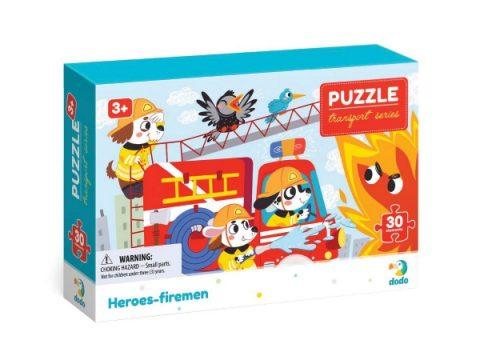 Puzzle Ήρωες Πυροσβέστες 30τμχ – Dodo