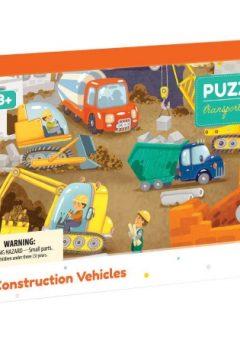 Puzzle 'Οχήματα Κατασκευής 30τμχ – Dodo