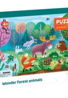 Puzzle Ζωάκια στο δάσος 60τμχ- Dodo