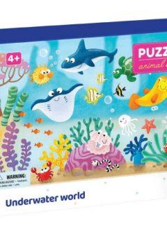 Puzzle Ζωάκια του βυθού 60τμχ - Dodo