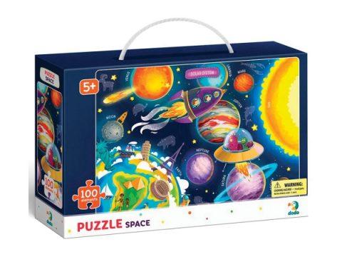 Puzzle Διαστημικοί πύραυλοι 100τμχ - Dodo