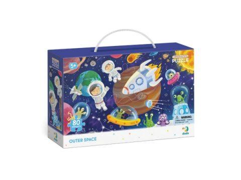 Puzzle Διάστημα 80τμχ - Dodo