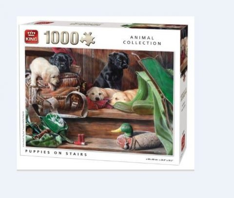 Puzzle Animal Collection 1000τμχ King