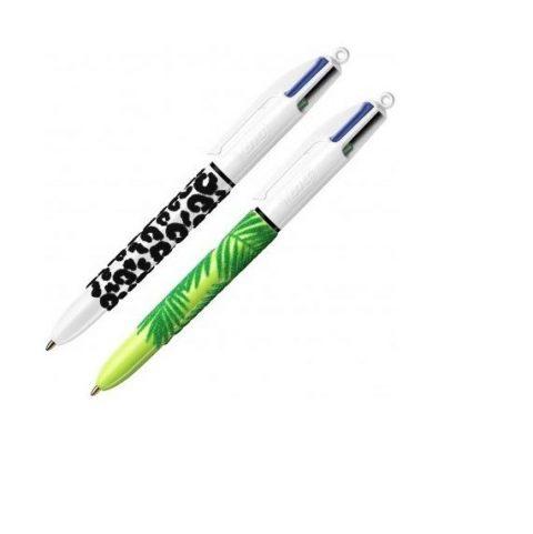 Στυλό διαρκείας 4 χρωμάτων velvet bic