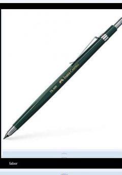 Μολύβι μηχανικό 2mm Faber
