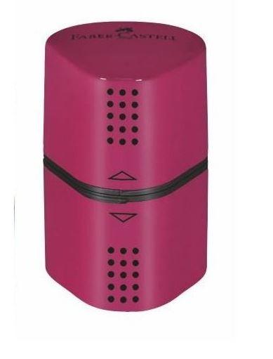 Ξύστρα βαρελάκι Faber Castell Grip