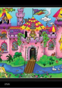 Puzzle Το παραμυθένιο κάστρο 48τμχ