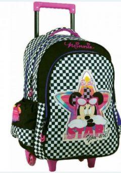 Σακίδιο Trolley Minnie Star - Gim