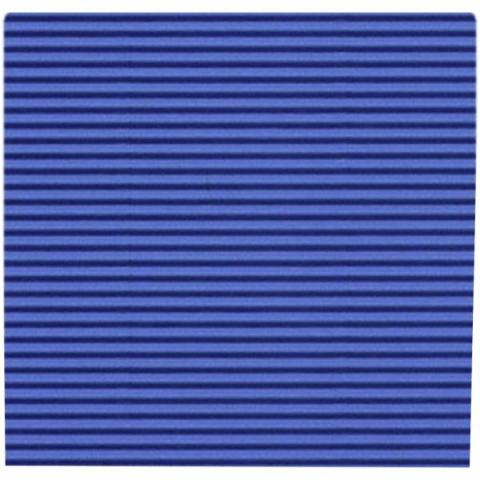 Χαρτόνι Οντουλέ 50Χ70 μπλε