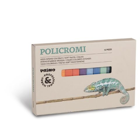 Ξηροπαστέλ 12 χρωμάτων - Cmp