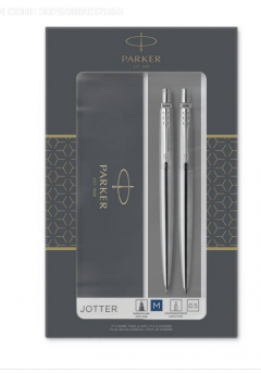 Jotter Stainless steel Μολύβι-Στυλό Parker