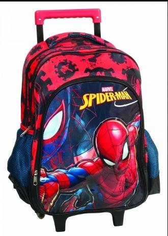 Σακίδιο Trolley Spiderman - Gim
