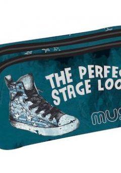 Κασετίνα με δύο φερμουάρ The perfect stage - Must