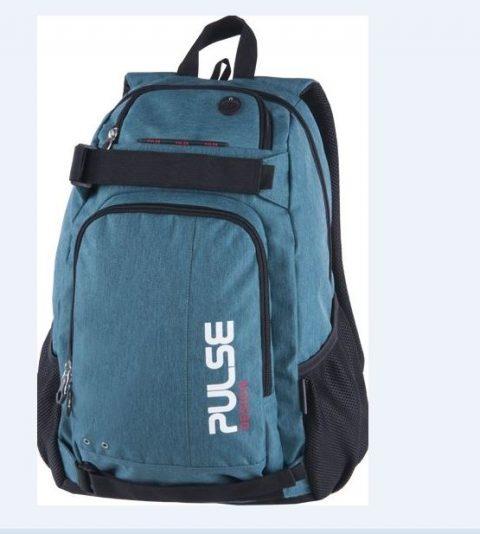 Σακίδιο 3θήκες Χακί  Sport -Pulse