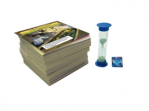 Επιτραπέζιο Ταξίδι στο χρόνο - BrainBox