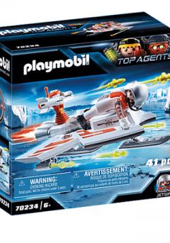 Ice Jet της Spy Team - Playmobil
