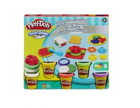 Play Doh Lunchtime Creations -Hasbro