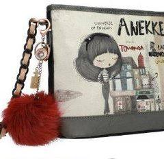Τσάντα Ωμου Χιαστί  - Anekke