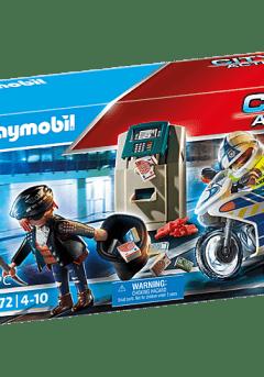 Διάρρηξη στο ATM - Playmobil