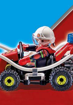 Γουρούνα Πυροσβεστικής - Playmobil