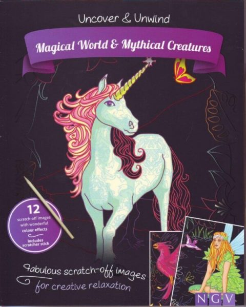 Magical World and Mythical Creatures - Brainfood