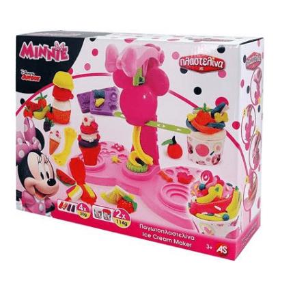 Παγωτοπλαστελίνα Minnie - As company