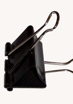 Πιαστράκια μαύρα 51mm 12τμχ - Black Red