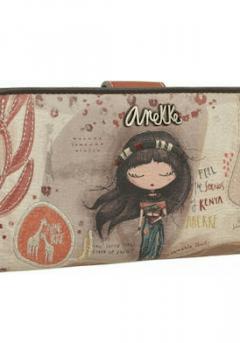 Πορτοφόλι μεγάλο Kenya - Anekke