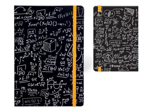 Σημειωματάριο A5 Math – Total Gift
