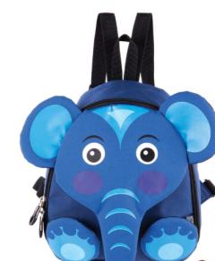 Σακίδιο Προσχολικής Ηλικίας Baby Elephant - Pulse