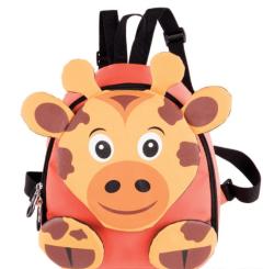 Σακίδιο Προσχολικής Ηλικίας Baby Giraffe - Pulse