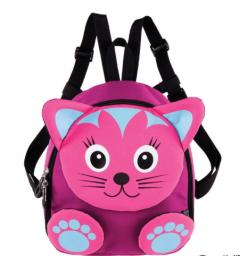 Σακίδιο Προσχολικής Ηλικίας Baby Kitty - Pulse