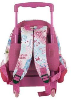 Σακίδιο Trolley Barbie Girl Power Νηπίου - Gim