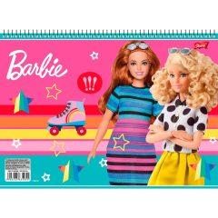 Μπλοκ ζωγραφικής Barbie - Salko