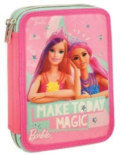 Κασετίνα Διπλή Barbie Think Sweet  2021 - Gim