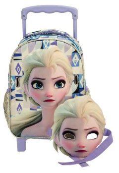 Σακίδιο Trolley Frozen Elsa Νηπίου - Gim