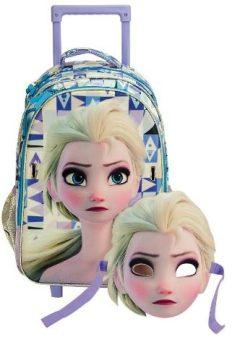 Σακίδιο Trolley Frozen Elsa - Gim