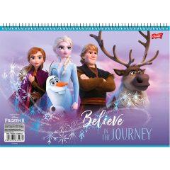 Μπλόκ ζωγραφικής Frozen - Salko