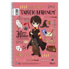 Σπιράλ 17Χ25 Harry Poter Magical 2θ - Salko