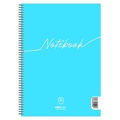 Σπιράλ 21x29 Notebook 3θ - Salko