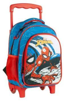 Σακίδιο Trolley Spiderman CM Νηπίου - Gim