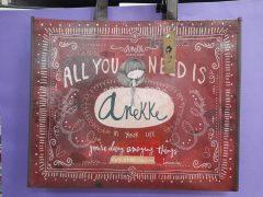Τσάντα πολλαπλής χρήσης - Anekke