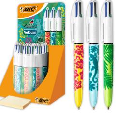 Στυλό 4c Velvet - Bic