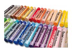 Λαδοπαστέλ 25 χρωμάτων - Pentel